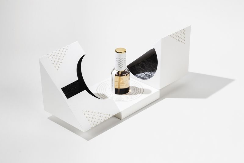 Giftable Perfume Packaging