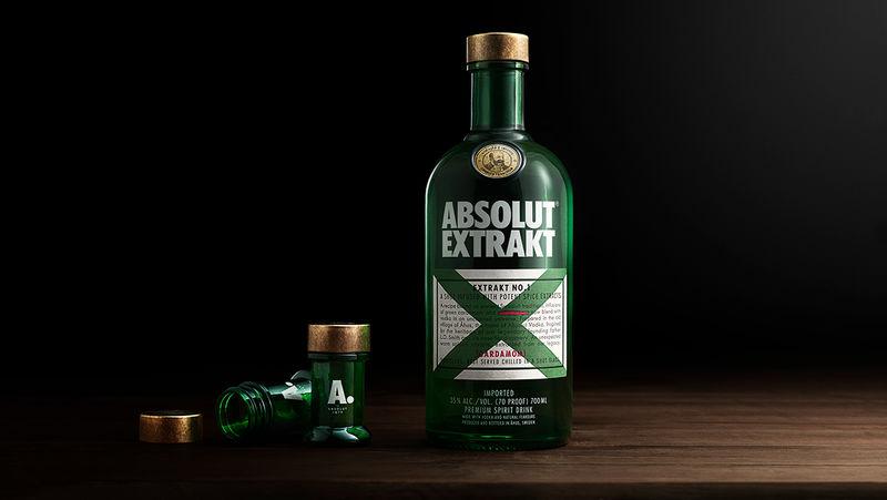 Herbaceous Vodka Spirits