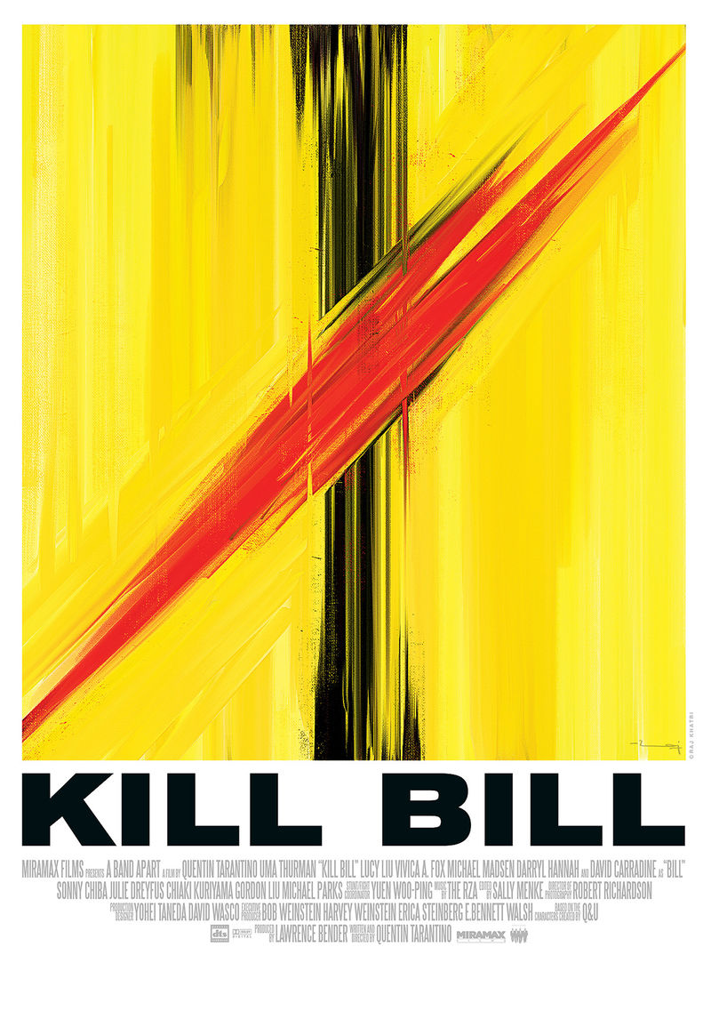 Abstracted Movie Posters