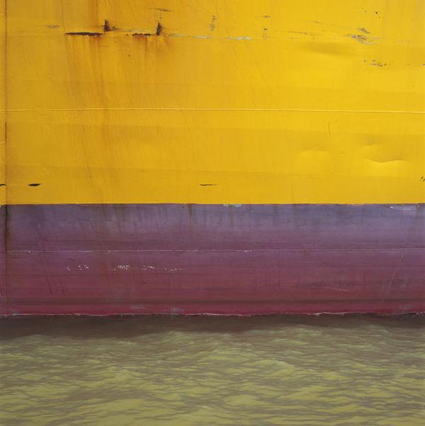 Forgotten Ship Hull Photography