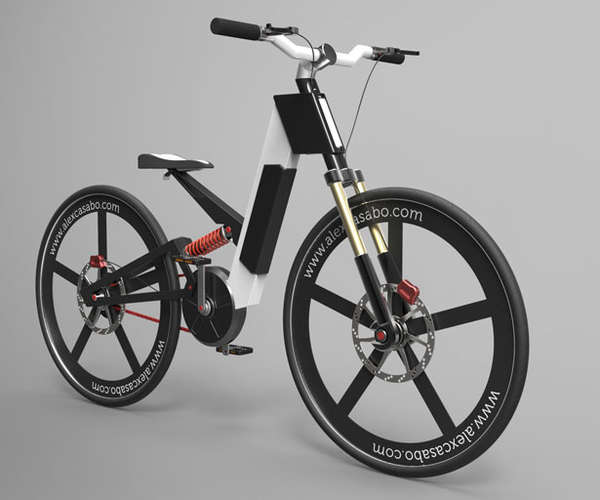 Technologically Equipped Eco Bikes