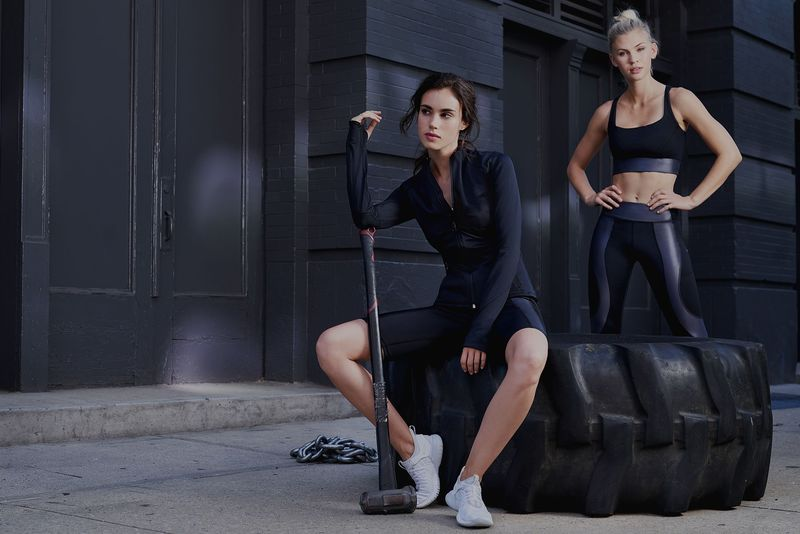CBD-Infused Luxe Activewear