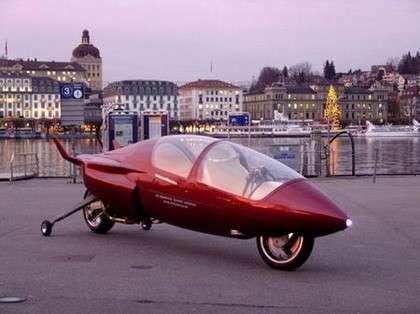 Jet-Like Super Car
