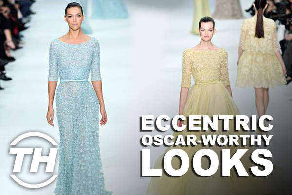 Eccentric Oscar-Worthy Looks