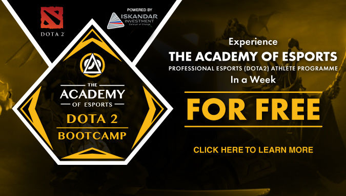 Professional eSports Bootcamps