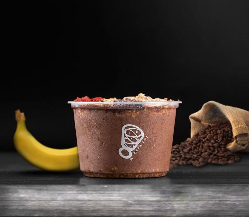 Caffeinated Acai Bowls