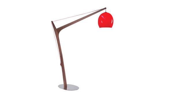 Imposing Organic Lighting : Accastillage Floor Lamp