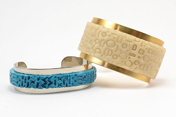 Clay Bracelet Accents