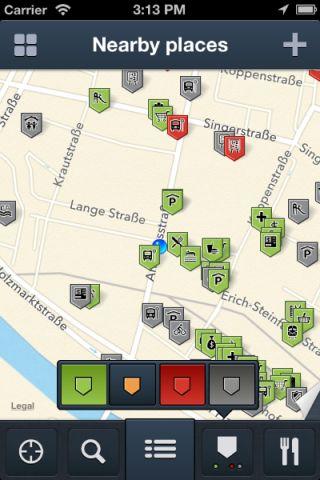 Wheelchair Navigation Apps