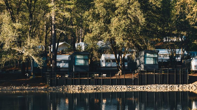 Accessible Campground Cabins