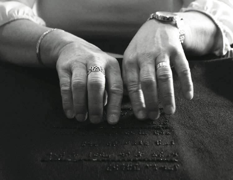 Braille-Incorporating Fashion Brands