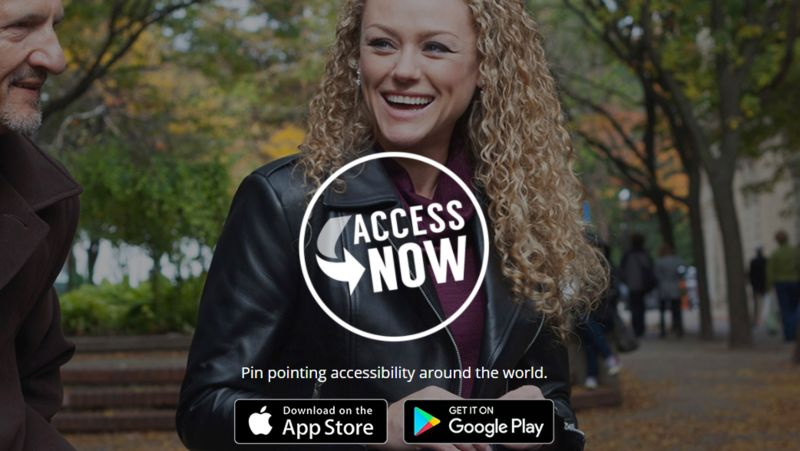 Crowdsourced Accessibility Apps