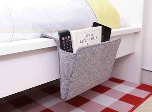 Woollen Bedside Caddies