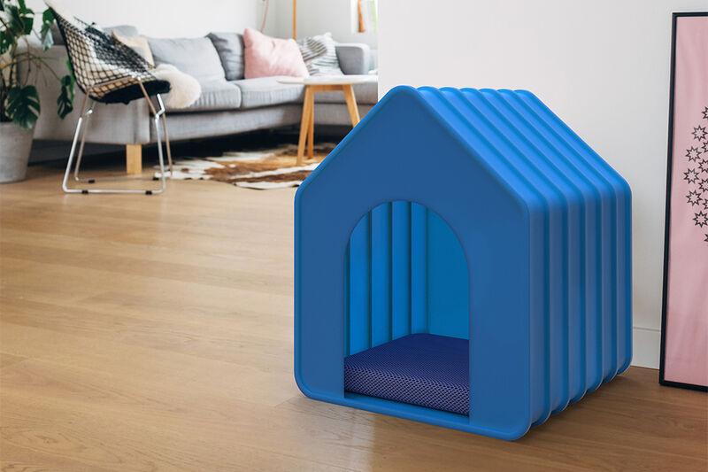 Accordion-Style Pet Houses