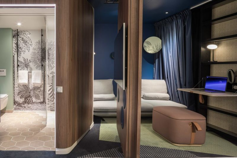 Personalized Smart Hotel Rooms