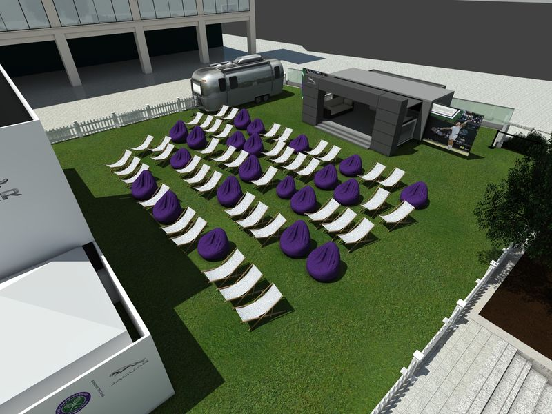 Luxury Car Pop-up Events