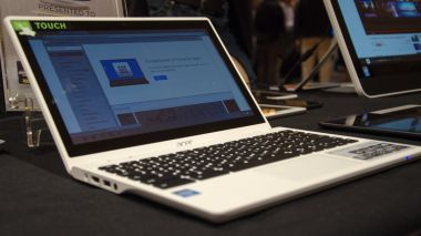 Ultra Thin Touchpad Laptops