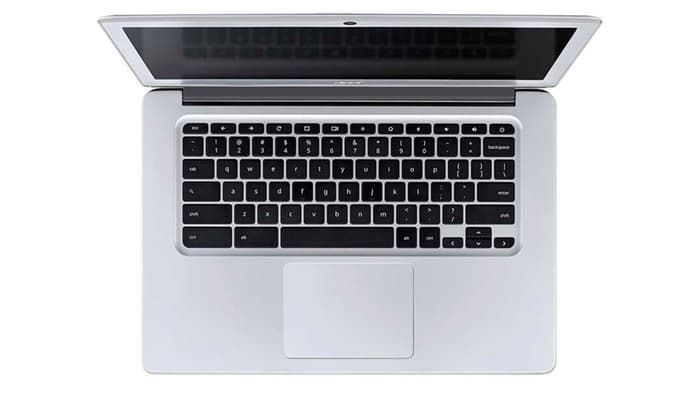 Brushed Aluminum Laptops