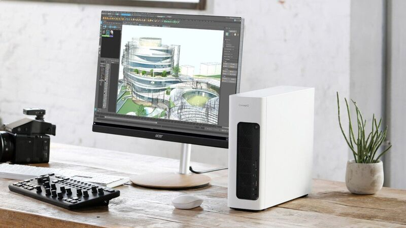 Compact Creative PC Systems