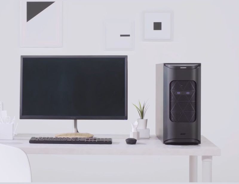 Dual-CPU Digital Professional PCs