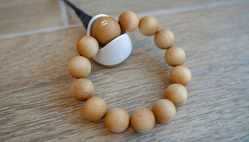 High-Tech Prayer Beads