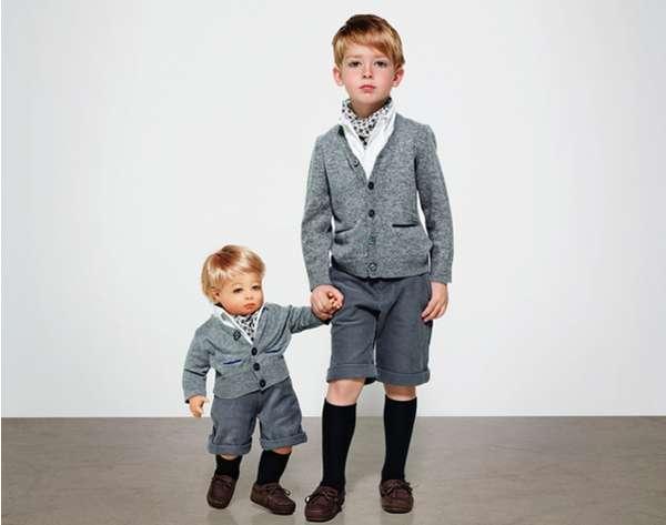 Doll Doppelganger Photography