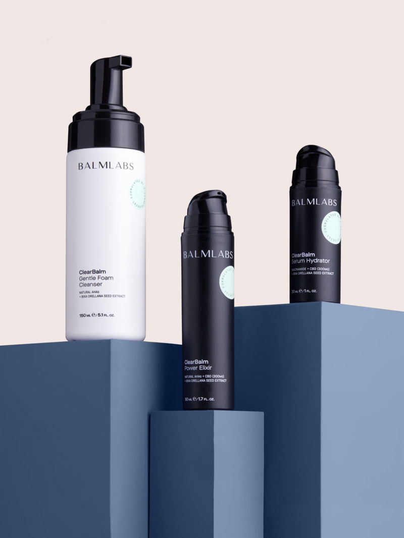 Three-Step Acne Skincare