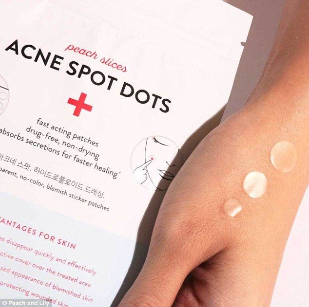 Affordable Acne-Removing Stickers