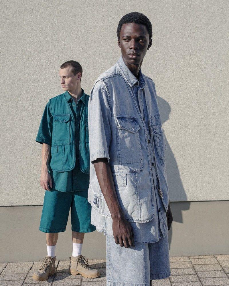 Athlete-Designed Luxe Streetwear