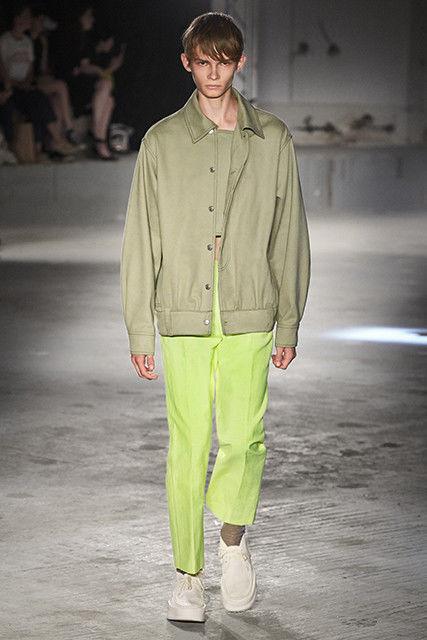 Misinterpreted Fashion Runway Lines