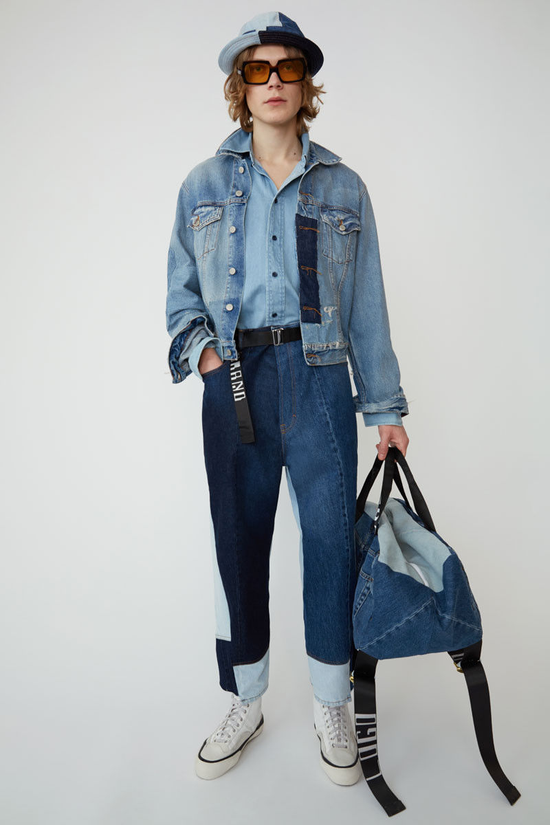 90s Americana-Themed Denim Series