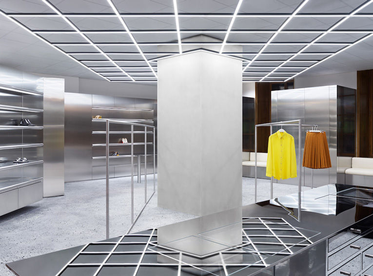 Luxury Retail Outposts : Acne Studios Stockholm