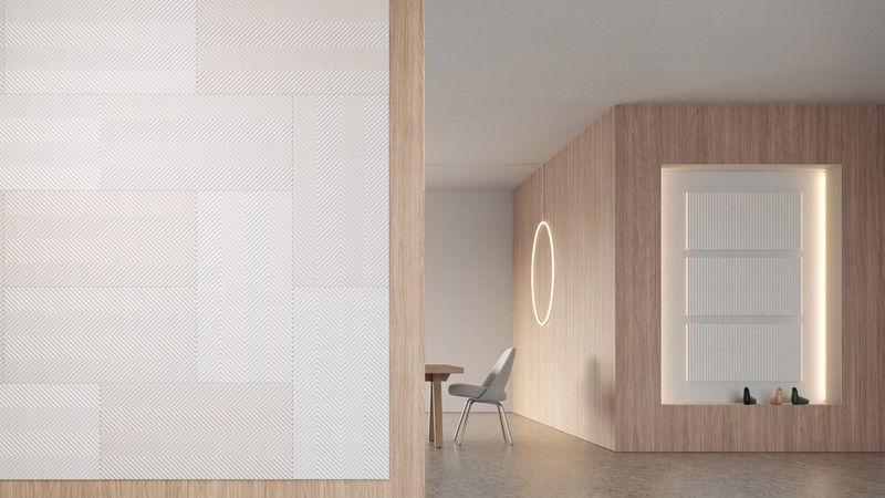 Biodegradable Acoustic Panel Materials