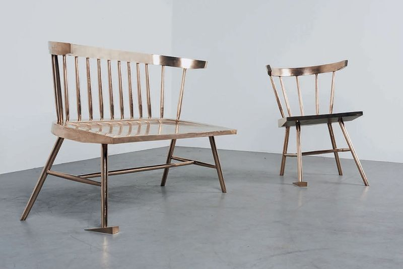 Flood-Inspired Furniture