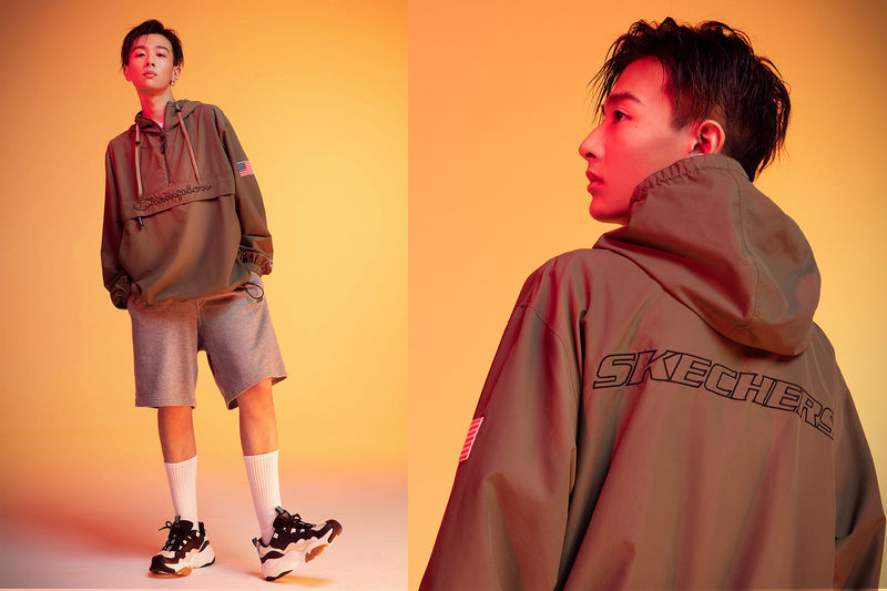 90s-Inspired Leisure Apparel