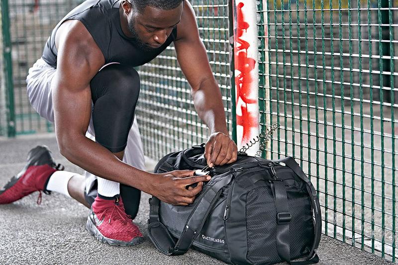 Antitheft Sport Duffle Bags