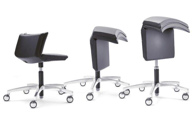 Multi-Position Workstation Furniture
