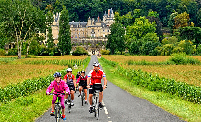 Family Bike Tours