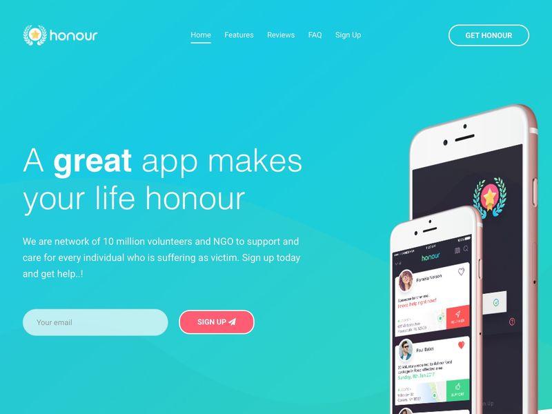 Support Volunteer Apps