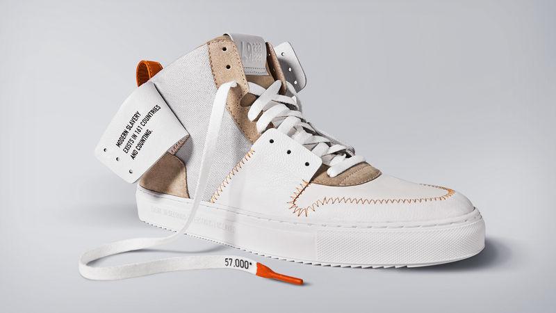 Equality-Themed Custom Footwear