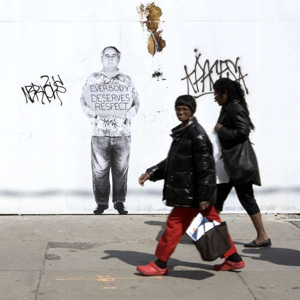 Activist Street Art