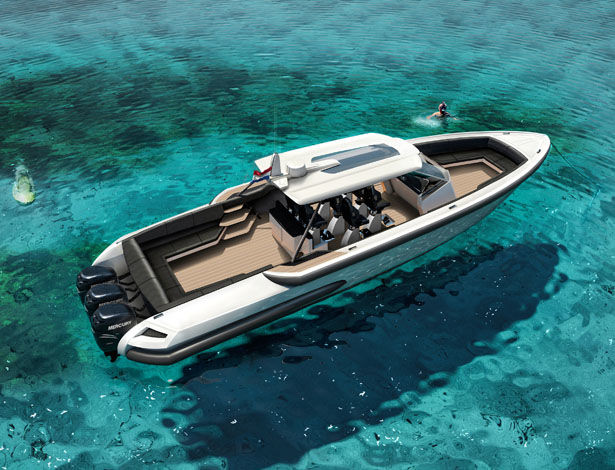 Multifunctional Activity Yachts