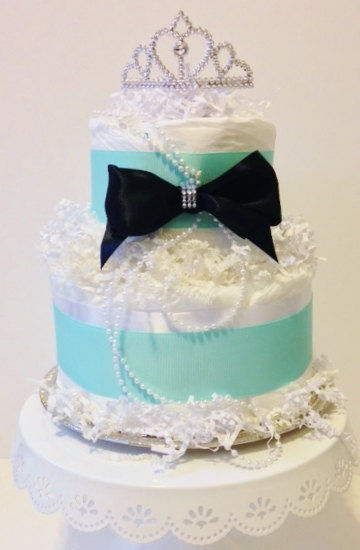 Cinematic Diaper Cakes