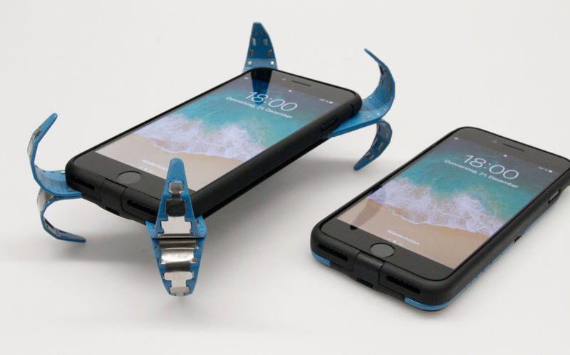 Airbag-Inspired Phone Cases