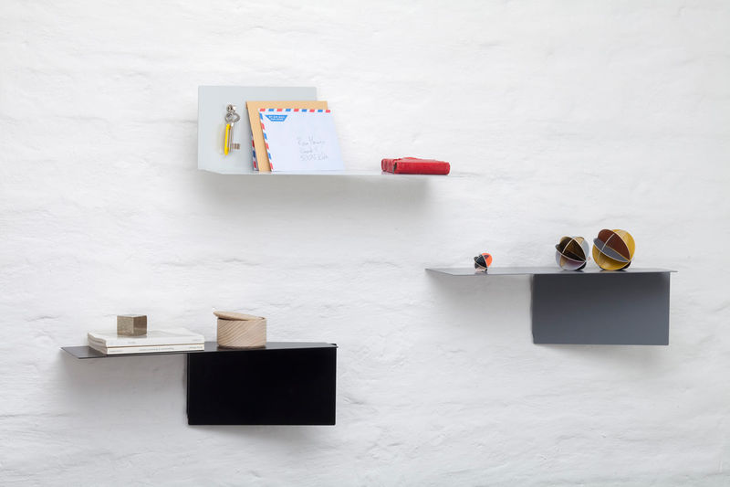 Chic Adaptable Shelves