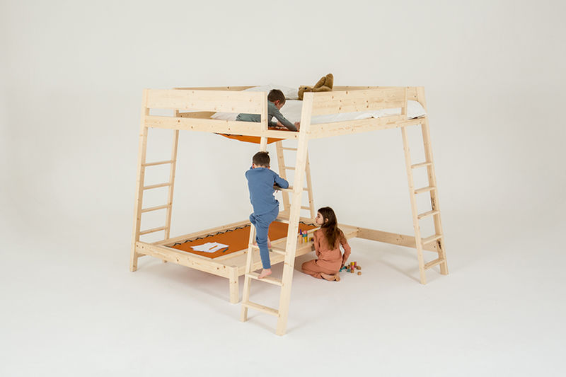 Multi-Functional Kid Furniture