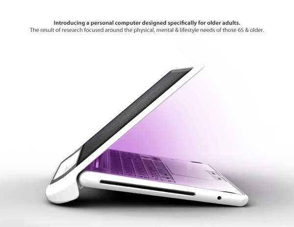 Senior-Targeted Laptops