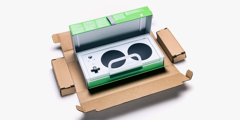 Accessible Game Controller Packaging