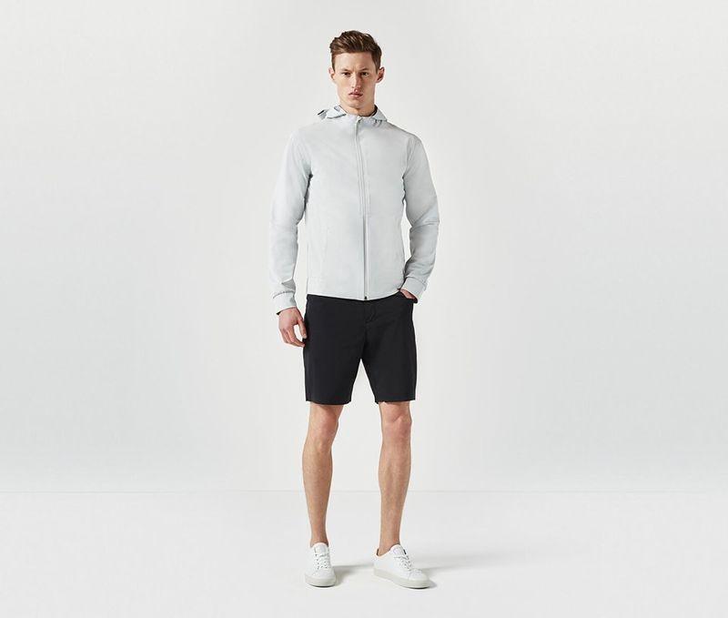 Minimalist Outdoor Technical Jackets