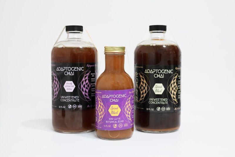 Holistic Adaptogenic Chai Teas